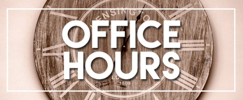 OfficeHours2017